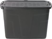 Strata Heavy Duty Garden and Shed Storage Box - 60L