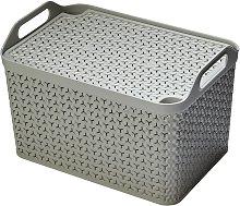 Strata Urban Set of 3 21 Liter Storage basket with