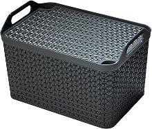 Strata Urban Set of 3 21 Litre Storage Basket with