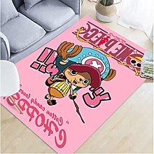Straw Hat Pirate Cartoon Carpet Cartoon Chopper