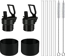 Straw Lid for Hydro Flask, Insulated Sport Water