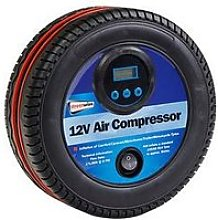 Streetwize Accessories 12V Air Compressor Tyre