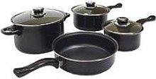 Streetwize Accessories 7 Piece Cookware Pan Set