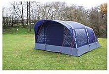 Streetwize Accessories Family 6-Person Air Tent