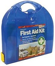 Streetwize Accessories First Aid Kit Deluxe With
