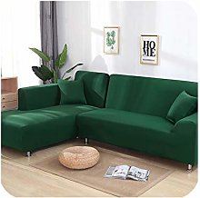 Stretch L Shaped Sofa Cover for Living Room Chaise