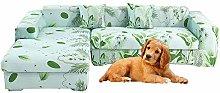 Stretch Printed Sofa Slipcover for 1 2 3 4