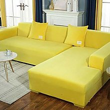 Stretch Sofa Covers for 2 Cushion Couch with