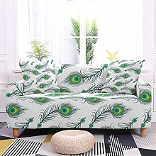 Stretch Sofa Covers,Stretch Feather Printed White