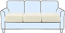 Stretch Sofa Cushion Covers, Spandex Jacquard Sofa