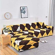 Stretch Sofa Protective Cover Solid Color Sofa