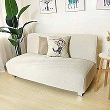 Stretch Sofa Slipcover Armless, Couch Sofa Cover