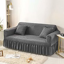 Stretch Sofa Slipcover - Spandex Non Slip Soft