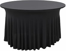 Stretch Tablecloth with Skirt Symple Stuff Colour: