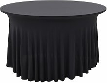 Stretch Tablecloth with Skirt Symple Stuff