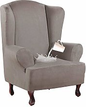 Stretch Wing Chair Slipcovers/Armchair Covers,