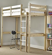 Strictly Beds and Bunks - Icarus Work Station Bunk