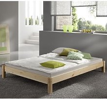 Strictly Beds and Bunks - Pine Studio Bed Frame
