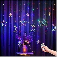 String lights 220V LED Curtain Lights Christmas