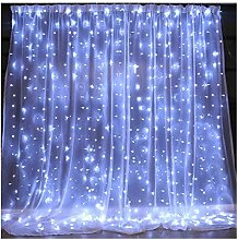 String lights LED Curtain Icicle String Light