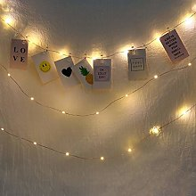 String Lights LEEDY Clearance Sale! Photo Clip LED