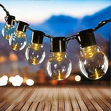 String Lights with Remote USB Rechargeable 10 LED