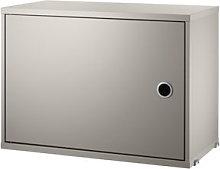 String® System Crate - / 1 door - L 58 x D 30 cm