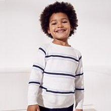 Striped Jumper (1-6yrs), Multi, 2-3yrs