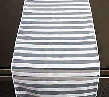 Striped Organza Table Runners - Tableware -