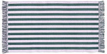 Stripes and stripes Rug - / 95 x 52 cm - Cotton by