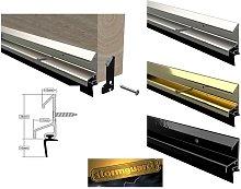 Stromguard - XRD Door Rain Deflector - Silver