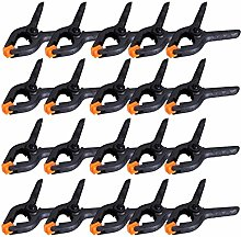 Strong Spring Clamps 20pcs2inch Plastic