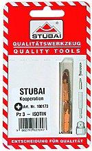 Stubai 180173 Bit, PZ3, ISO-TIN, Skin 2
