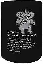 Stubby Holder - Drop Bear Explained Avoid Funny