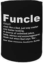 Stubby Holder - Funcle Noun Cool Funny Family -