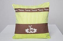 Stuco trends textile 9938Cotton Pillow,