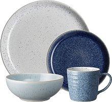 Studio Blue 16 Piece Tableware Set
