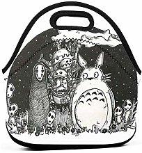 Studio Ghibli Work Picnic School Insulated Lunch