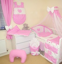 STUNNING 16 PCS BABY BEDDING SET (AVAILABLE IN 15
