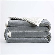 Styho Sherpa Throws Blanket Double Thickened