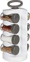 Style 8 Jar Free-Standing Spice Rack Symple Stuff