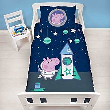 Style It Up NEW PEPPA PIG GEORGE Bedding Duvet