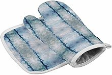 Style5 Heat Resistant Oven Mitts + 1 Cotton Pot