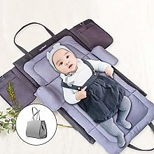 Stylish 3 in 1 Portable Baby Crib, Multifunctional