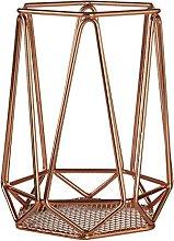Stylish Copper Plated Vertex Utensil Holder