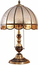 Stylish Simplicity Eye-Caring Table Lamps Antique