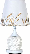 Stylish Simplicity Eye-Caring Table Lamps European