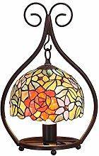 Stylish Simplicity Eye-Caring Table Lamps Mosaic