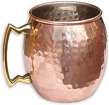 Stylla London® Handcrafted Hammered Barrel Moscow