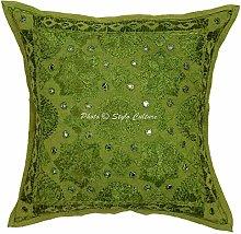 Stylo Culture Bohemian Sofa Throw Pillow Cushion